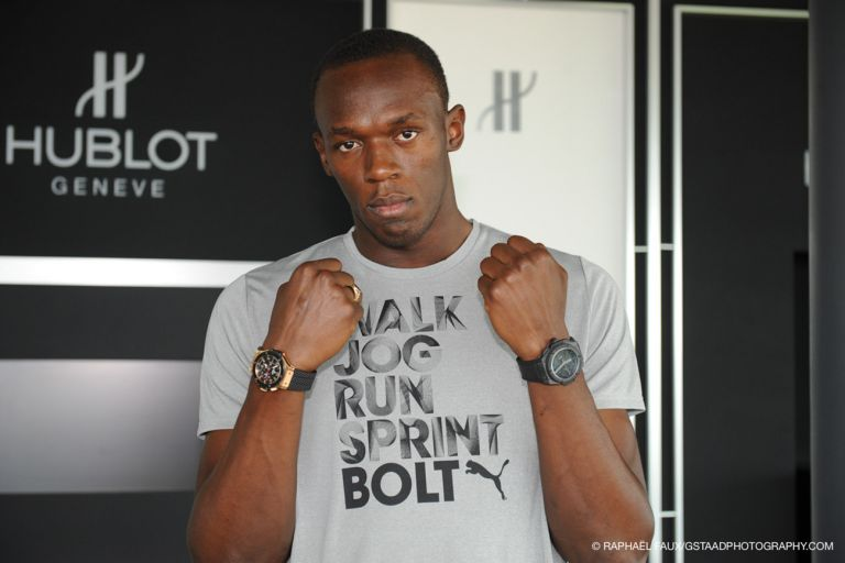 Usain Bolt for Hublot